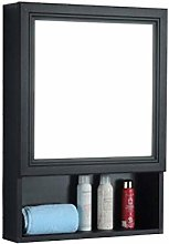 KMMK Wall-Mounted Mirror,Mirror Cabinets Nordic