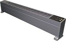 KMNN Baseboard Electric Heater, Smart Remote