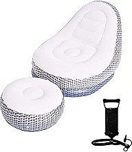 KMNN Inflatable Sofa With Air Pump — Suitable
