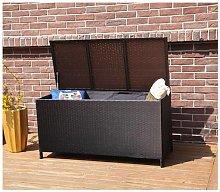 KMS - BIRCHTREE Garden Rattan Storage Box RSB01
