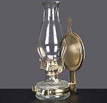 KMYX 350ml Retro Lamp Kerosene Lamp Wall Mounted