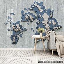 KN-9099-9100 Non-Woven Photo Wallpaper Wall Mural