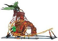 Knex Dragon Revenge Roller Coaster