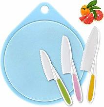 Knife for Kids, Joyoldelf Kitchen Knives Child