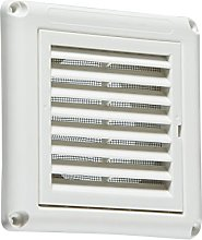 Knightsbridge 100mm/4 Extractor Fan Grille With