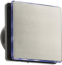 Knightsbridge 100mm/4 Led Extractor Fan with