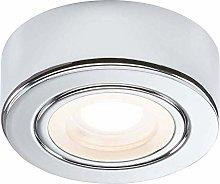Knightsbridge 230V LED Under Cabinet Light -Chrome