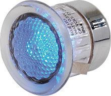 Knightsbridge Clear LED Kit 4 x 0.5W Blue LEDs,