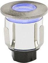 Knightsbridge LED Blue Mini Ground Light comes