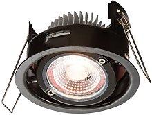 Knightsbridge ProKnight VFR8TCW 8W LED Tilt Cool