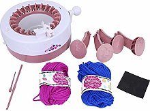 Knitting Tool Plastic Hand Sewing Machine Weaving