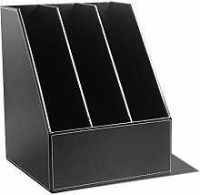 KNJF Magazine Storage Rack 3 Slots Wooden