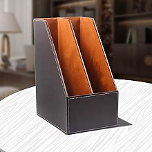 KNJF Magazine Storage Rack Desktop File Folder