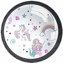 Knobs for Dresser Drawers Beautiful Unicorn and