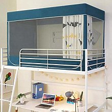 Knoijijuo Mosquito Net,Bunk Bed Tent Curtain Cloth