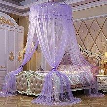 Knoijijuo Romantic Princess Mosquito Net Canopy