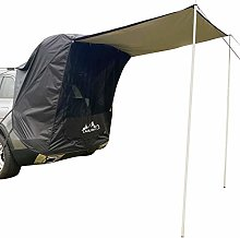 knowledgi Tailgate Shade Awning Tent,Portable