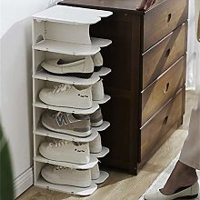 known 6-Layer Stackable Shoe Hanger Creative