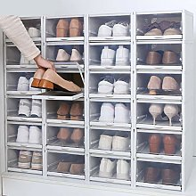 known DIY shoe box drawer storage cabinet 3 pieces