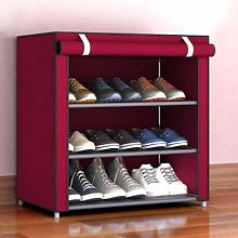 known Multi-layer DIY Folding Shoe Rack Dustproof