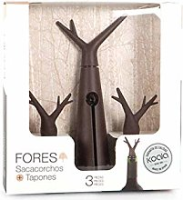 Koala Kit Forest Brown-1 Corkscrew and 2 Stoppers