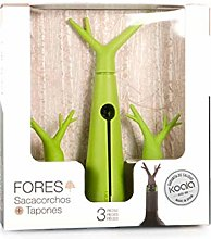 Koala Kit Forest Green-1 Corkscrew and 2 Stoppers