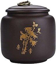 Koala Superstore Chinese Purple Sand Tea Tin/Tea