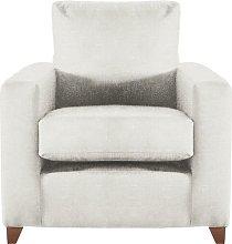 Kobie Armchair August Grove Upholstery Colour: Clay