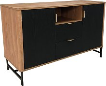 Koble Scandi 2 Door 2 Drawer Smart Sideboard -