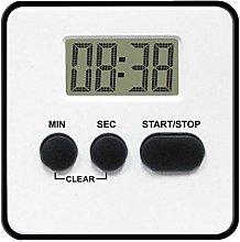 Koch Kitchen Timer/Stoppwatch, white