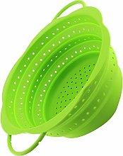 Kochblume Large Folding Sieve (Green)