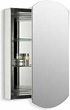 Kohler Medicine Cabinet, Aluminum