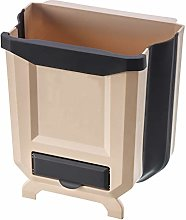 KOKIN Folding Hanging Trash Can, Collapsible Home