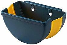 KOKIN Kitchen bin Trash can Foldable, 4L Kitchen