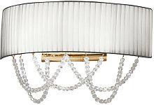 Kolarz GIOIOSA - Designer Fabric Wall Light