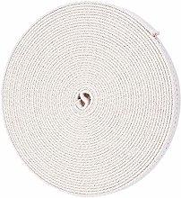 KOLIT 1 Roll Flat Cotton Wick, Width