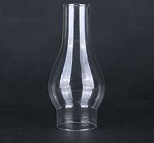 KOLIT Antique Style Classic Oil Lamp, Clear Glass