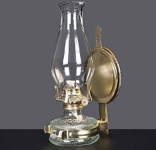 KOLIT Classic Antique Style Oil Lamp for Indoor