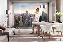 Komar XXL4-916 Penthouse Trompe L'Oeil New