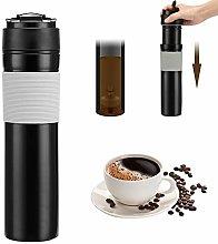 Konesky Portable French Press Coffe Bottle 350ML