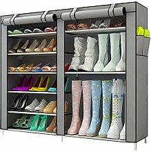 KongEU Shoe Rack Storage Hold Up to 27 Pairs of