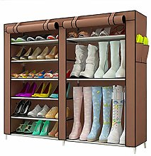 KongEU Shoe Rack Storage Hold Up to 27 Pairs of