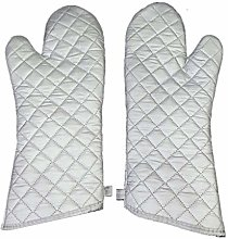 KongLyle 1pair Oven Mitts Kitchen Oven Gloves High