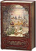 Konstsmide Christmas Decorations LED Snow Globe
