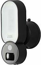 Konstsmide Floodlight Camera, 10 W, Black