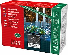 Konstsmide LED Fairy Lights, Silver