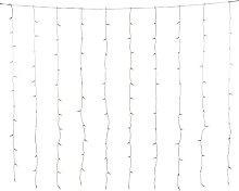 Konstsmide LED Light Curtain, White