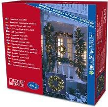 Konstsmide LED Spruce Christmas Garlands with
