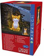Konstsmide Outside Acrylic Decoration Fox/Outdoor