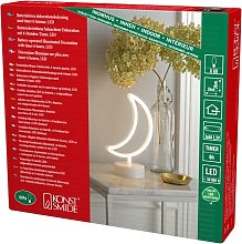 Konstsmide Table Decoration LED Silhouette with 6